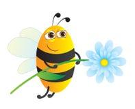 μέλισσα Στοκ εικόνα με δικαίωμα ελεύθερης χρήσης