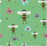 μέλισσες Στοκ εικόνα με δικαίωμα ελεύθερης χρήσης