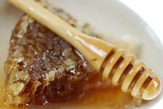 μέλι ακατέργαστο στοκ φωτογραφία με δικαίωμα ελεύθερης χρήσης