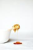 μέλι καθαρό Στοκ φωτογραφίες με δικαίωμα ελεύθερης χρήσης