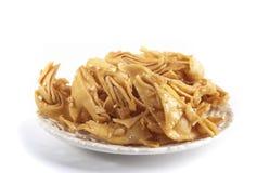 μέλι μπισκότων Στοκ Εικόνες
