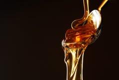 μέλι ροής Στοκ εικόνα με δικαίωμα ελεύθερης χρήσης