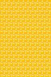 μέλι χτενών Απεικόνιση αποθεμάτων