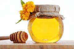 Μέλι στοκ εικόνα με δικαίωμα ελεύθερης χρήσης