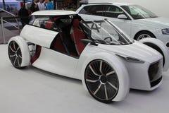 μέλλον αυτοκινήτων Στοκ Φωτογραφίες