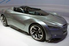 μέλλον αυτοκινήτων Στοκ Εικόνες