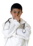μέλλον γιατρών Στοκ Φωτογραφίες