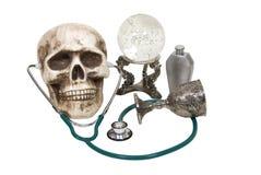 μέλλον ιατρικό Στοκ φωτογραφία με δικαίωμα ελεύθερης χρήσης
