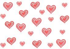 μέρη καρδιών Στοκ φωτογραφίες με δικαίωμα ελεύθερης χρήσης