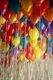 μέρη μπαλονιών Στοκ φωτογραφία με δικαίωμα ελεύθερης χρήσης