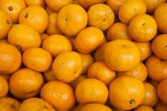 Μέρη πορτοκαλιών και μέρη των πορτοκαλιών - χάρτης σύστασης Στοκ Εικόνες