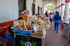 Μέρη των μεξικάνικων γλυκών στοκ φωτογραφία με δικαίωμα ελεύθερης χρήσης