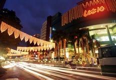 Μέρος 10 αγορές σύνθετες, Κουάλα Λουμπούρ, Μαλαισία Στοκ Εικόνες