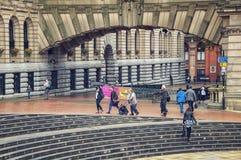 Μέρος αρχιθαλαμηπόλων στο Μπέρμιγχαμ στοκ φωτογραφίες με δικαίωμα ελεύθερης χρήσης