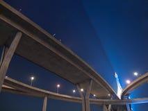 μέρος γεφυρών bhumibol Στοκ Φωτογραφίες
