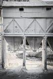 Μέρος ενός μικρού εργοστασίου τσιμέντου Στοκ Φωτογραφίες