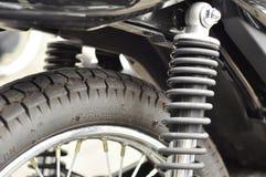 Μέρος μοτοσικλετών Στοκ εικόνες με δικαίωμα ελεύθερης χρήσης