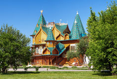 μέρος παλατιών aleksey mikhailovich tzar Στοκ εικόνα με δικαίωμα ελεύθερης χρήσης