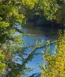 Μέρος ποταμών στοκ εικόνα με δικαίωμα ελεύθερης χρήσης