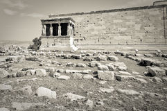 μέρος της Ελλάδας καρυ&alpha Στοκ Φωτογραφία