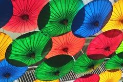 Μέρος της ομπρέλας Στοκ φωτογραφίες με δικαίωμα ελεύθερης χρήσης