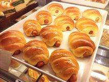 Μέρος του αρτοποιείου Στοκ Εικόνες