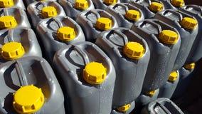 Μέρος του μεταλλικού κουτιού πετρελαίου στοκ φωτογραφία με δικαίωμα ελεύθερης χρήσης