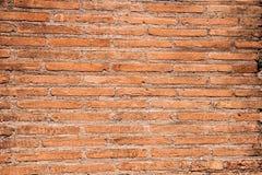 Μέρος του παλαιού τουβλότοιχος στοκ φωτογραφία με δικαίωμα ελεύθερης χρήσης
