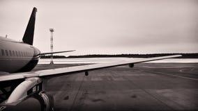 Μέρος του πλαισίου αέρος Στοκ Εικόνες