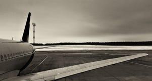 Μέρος του πλαισίου αέρος Στοκ Φωτογραφίες