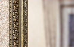 Μέρος του πλαισίου καθρεφτών Στοκ εικόνα με δικαίωμα ελεύθερης χρήσης