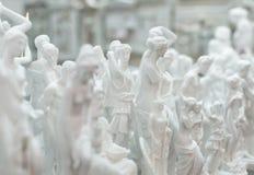 Μέρος των αγαλμάτων Στοκ εικόνες με δικαίωμα ελεύθερης χρήσης