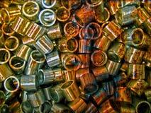 Μέρος των σκουριασμένων βιομηχανικών κομματιών 1 στοκ εικόνες με δικαίωμα ελεύθερης χρήσης