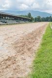 Μέρος racecourse Στοκ Εικόνα