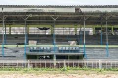 Μέρος racecourse Στοκ εικόνα με δικαίωμα ελεύθερης χρήσης