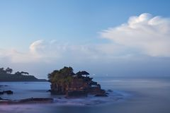 Μέρος Tanah Στοκ φωτογραφία με δικαίωμα ελεύθερης χρήσης