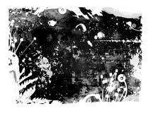 μέσα ανασκόπησης grunge μικτά Στοκ Φωτογραφίες