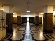 Μέσα σε ένα από τα δωμάτια των μουσείων Mandiri στην Τζακάρτα, Mandiri το μουσείο άνοιξαν στοκ εικόνες με δικαίωμα ελεύθερης χρήσης