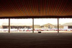 Μέσα σε ένα στρατόπεδο σαφάρι στο Ντουμπάι, Ε.Α.Ε. Οι τουρίστες λαμβάνονται σε τέτοια στρατόπεδα μετά από αμμόλοφων για τις τοπικ Στοκ φωτογραφίες με δικαίωμα ελεύθερης χρήσης