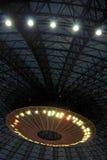 Μέσα σε ένα UFO Στοκ Φωτογραφίες