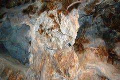 Μέσα σε μια σπηλιά Στοκ Φωτογραφία