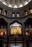 Μέσα στη βασιλική Annunciation στη Ναζαρέτ, Ισραήλ Στοκ Εικόνα