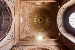 Μέσα στη βασιλική του ST Adalbert σε Esztergom Στοκ Εικόνα