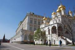Μέσα στη Μόσχα Κρεμλίνο, Μόσχα, ρωσική ομοσπονδιακή πόλη, Ρωσική Ομοσπονδία, Ρωσία Στοκ Φωτογραφίες