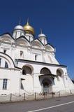 Μέσα στη Μόσχα Κρεμλίνο, Μόσχα, ρωσική ομοσπονδιακή πόλη, Ρωσική Ομοσπονδία, Ρωσία Στοκ εικόνα με δικαίωμα ελεύθερης χρήσης
