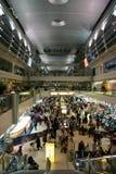 Μέσα στον αερολιμένα του Ντουμπάι Στοκ εικόνες με δικαίωμα ελεύθερης χρήσης