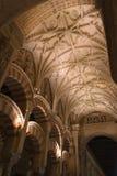 Μέσα στον καθεδρικό ναό της Κόρδοβα στοκ φωτογραφία με δικαίωμα ελεύθερης χρήσης