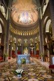 Μέσα στον καθεδρικό ναό του Μονακό Στοκ Εικόνα