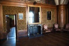 Μέσα στο ιστορικό Δημαρχείο του Άαχεν Στοκ εικόνα με δικαίωμα ελεύθερης χρήσης
