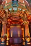 Μέσα στο μεγάλο Palais, Παρίσι, Γαλλία Στοκ φωτογραφία με δικαίωμα ελεύθερης χρήσης